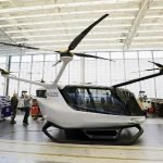 Producer of hydrogen-powered electric vehicle aims for the sky