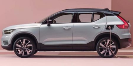 Volvo XC40 Recharge Starts Production